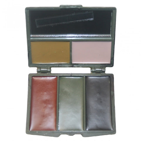 Camouflage Face paint - 5 colour