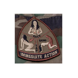 "MSM Immediate Action 4"" x 3"" Patch - Forest"