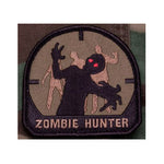 "MSM Zombie Hunter 2.75"" x 2.75"" Patch - ACU-A"