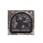 "MSM Zombie Hunter 2.75"" x 2.75"" PVC Patch - ACU-A"
