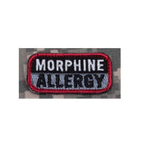 "MSM Morphine Allergy 2"" x 1"" Patch"