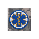 "MSM EMT Star 2"" x 2"" PVC Patch"