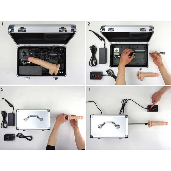 sex machines with reviews