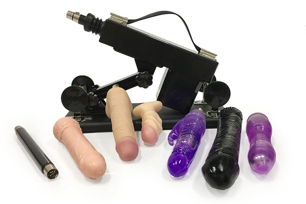Wanking Anal Sex Machine Toy for Couples