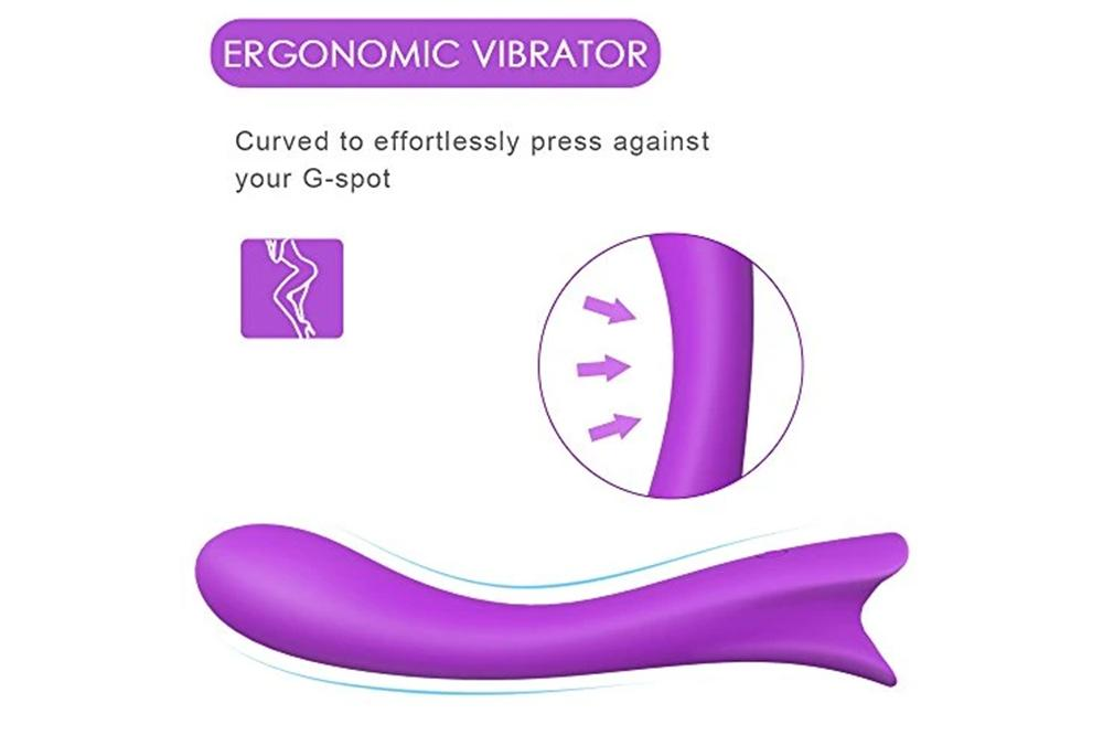 Powerful G Spot Vibrator for Women with 9 Strong Vibration Waterproof