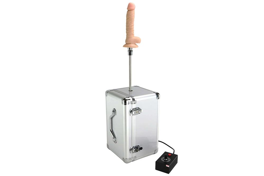 Portable Private Sex Machine with 120W Power Motor