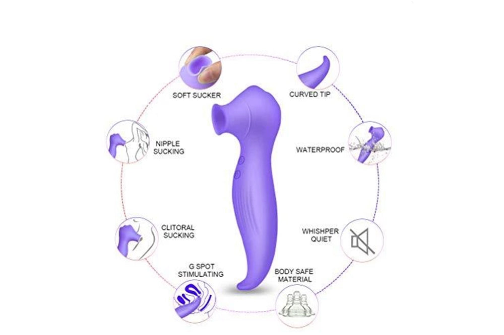 2018 New Clitoral Vibrating Stimulator for Women