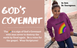 The Rainbow:  God's Covenant With Man