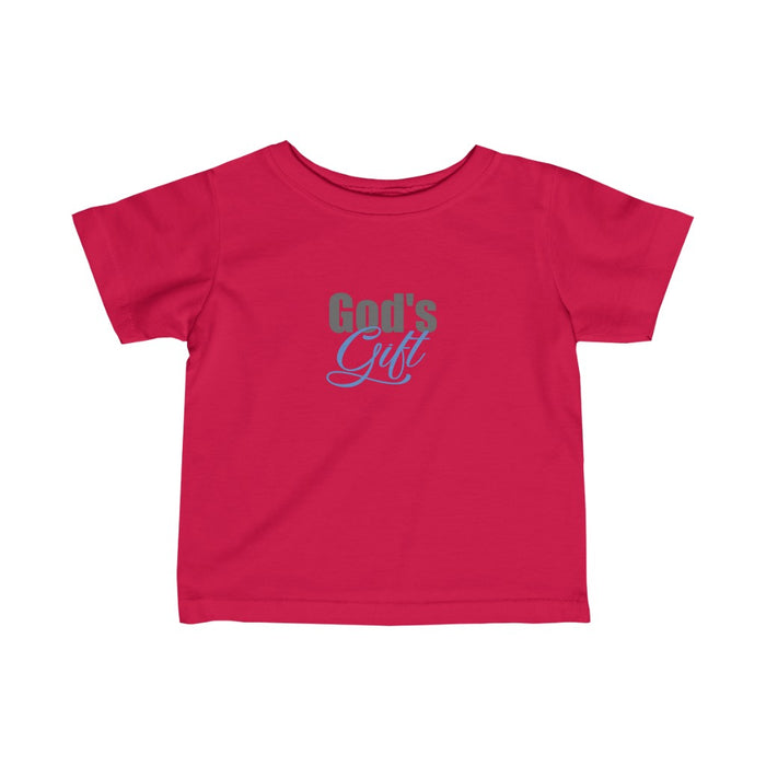 God's Gift Infant Fine Jersey Tee