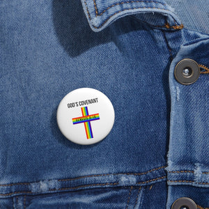 God's Covenant 2.0 Custom Pin Buttons