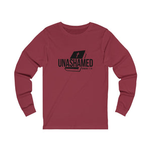 Unashamed Unisex Jersey Long Sleeve Tee