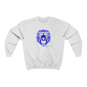 Whom Shall I Fear Women Unisex Heavy Blend™ Crewneck Sweatshirt