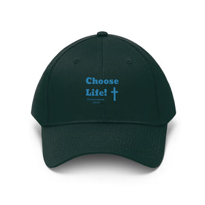 Choose Life 2.0 Unisex Twill Hat