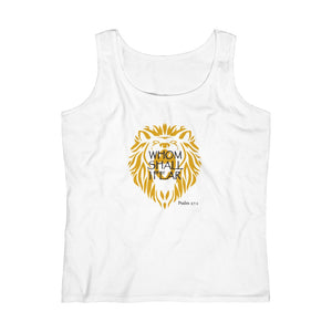 Whom Shall I Fear Women's Lightweight Tank Top