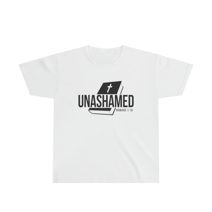 Unashamed Youth Ultra Cotton Tee