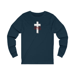 Emmanuel God With Us Women Unisex Jersey Long Sleeve Tee