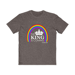 The King Is Coming Men's Very Important Tee