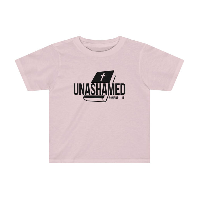 Unashamed Kids Tee 2T - 4T