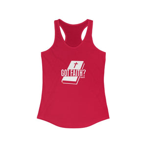 Got Faith Women's Ideal Racerback Tank
