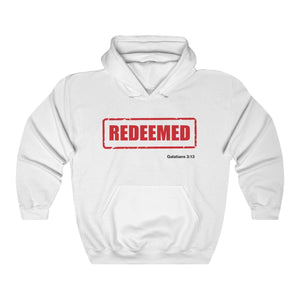 Redeemed Christian Faith Based Hooded Sweatshirt