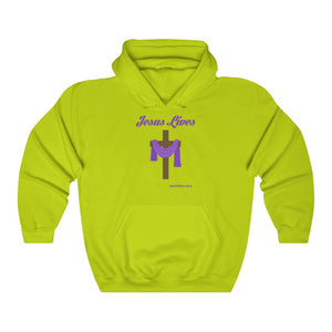 Jesus Lives Unisex Heavy Blend™ Hooded Sweatshirt