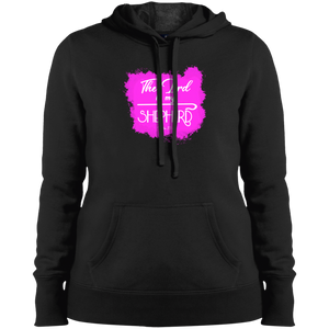 The Lord is My Shepherd Ladies Pullover Hoodie