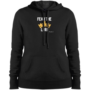 Fear the Lord Ladies Pullover Hooded Sweatshirt