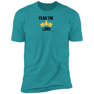 Fear the Lord Men's Premium Short Sleeve Tee