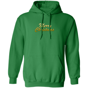 Merry Christmas Men's Pullover Hoodie