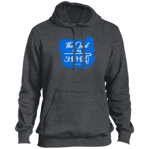 The Lord is My Shepherd Men's Tall Pullover Hoodie