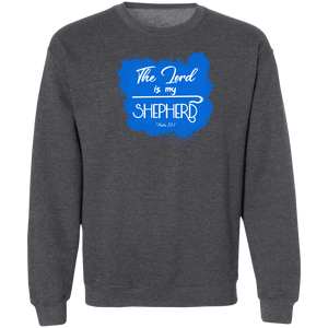 The Lord is My Shepherd Men's Crewneck Sweatshirt
