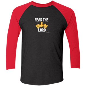 Fear the Lord LS Ultra Cotton Shirt