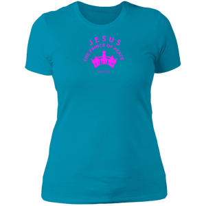Jesus Prince of Peace Ladies Boyfriend Tee