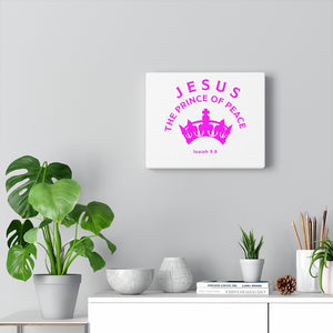 Prince of Peace Canvas Gallery Wraps