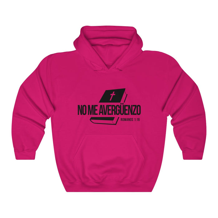 Ne Me Avergüenzo Unisex Heavy Blend™ Hooded Sweatshirt