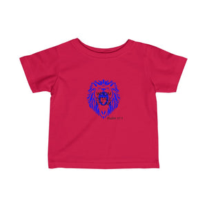 Whom Shall  I Fear Infant Fine Jersey Tee