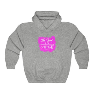 The Lord is My Shepherd Women Unisex Heavy Blend™ Hooded Sweatshirt