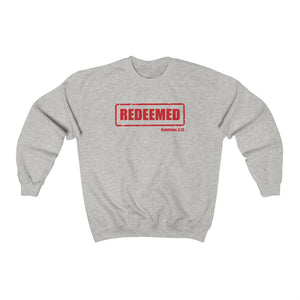 Redeemed Women Unisex Heavy Blend™ Crewneck Sweatshirt