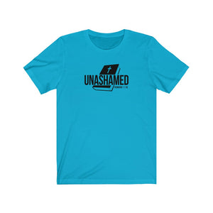 Unashamed Women's Unisex Jersey Short Sleeve Tee