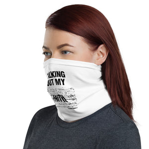 Walking Out My Faith Neck Gaiter