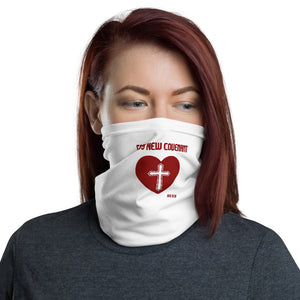 God's New Covenant Neck Gaiter