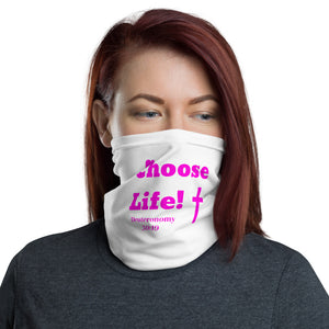 Choose Life 2.0 Neck Gaiter