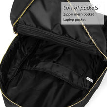 Load image into Gallery viewer, Basic Casual Backpack for Womens with Side Pockets, Lightweight, 20 Liters