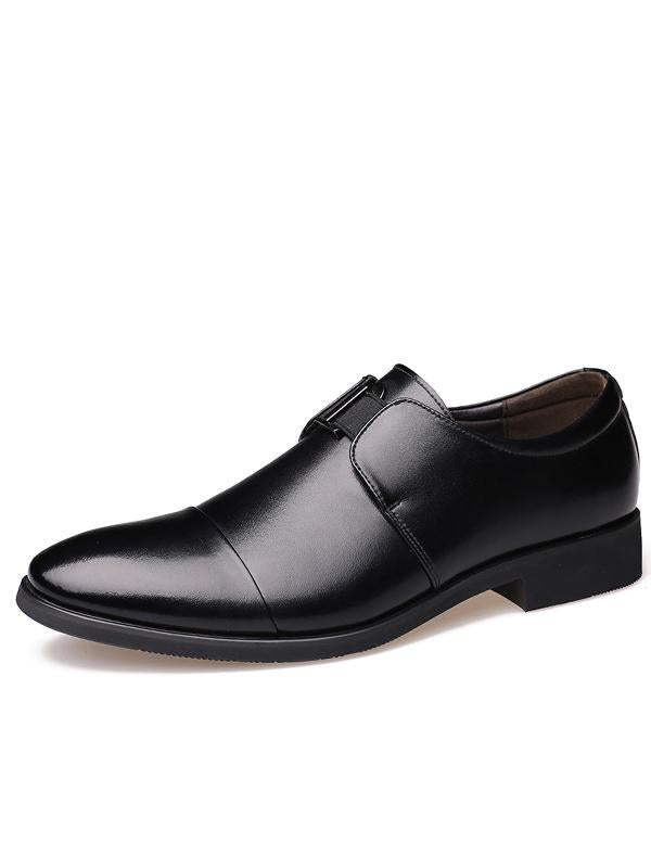 Business Men's Pointed Shoes