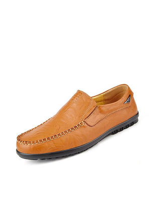 Leather Casual Loafers