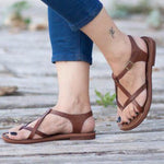 2019 New Summer Beach Flat Sandals