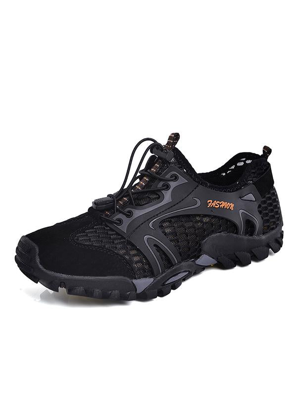 2019 Outdoor Climbing Breathable Mesh Casual Shoes