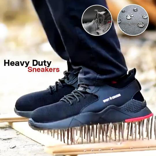 2019 New Anti-Smashing Anti-Slip Safety Shoes