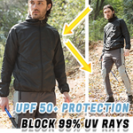 Ultra-Light Rainproof Windbreaker Sun Protection Clothing