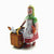 Russian Peasant Woman Nostalgic Tin Wind-up Toy - lovedécorart